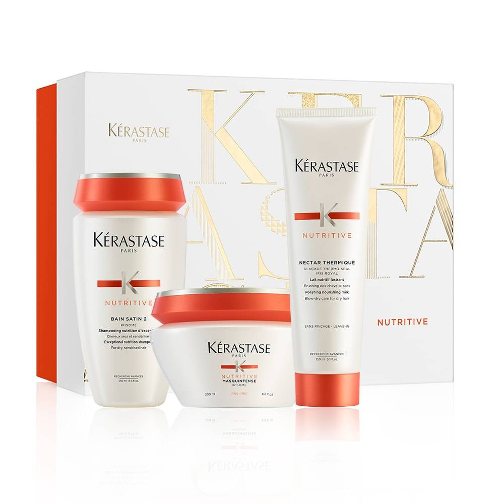 Gift Finder Bundle Nutritive Coarse Hair 01 Kérastase