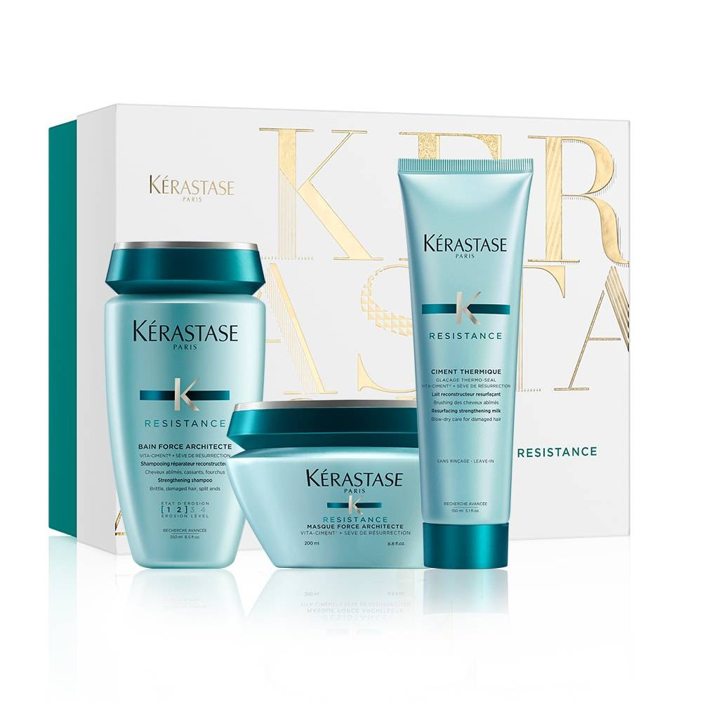 Gift Finder Bundle Resistance Coarse Hair 01 Kérastase